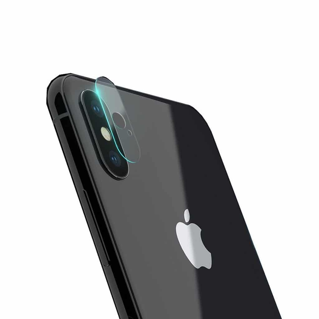 apple iphone x skydd for kamera kameralins camera lens protector skarmskydd